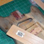 Matching hardwood