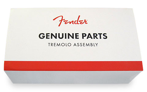 Stratocaster Tremolo Assembly